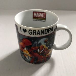 Marvel Spiderman Mug